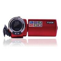 HD Digitalkamera 16 Millionen Pixel CMOS Sensor mit LED-Licht Unterstützung Gesicht Detaction Professionelle Camcorder Vedio Foto Kamera