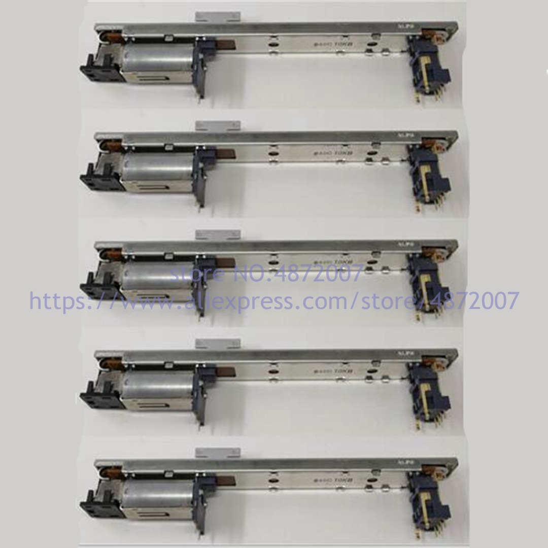 1 Alps Fader Motorizado RSA0N11M9 diapositiva Potenciómetro Lineal 10K sensible al tacto