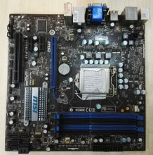 original desktop motherboard H55M-P31 E33 LGA 1156 DDR3 for i3 i5 i7 cpu 16G VGA H55 motherboard