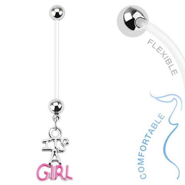 1 шт кольца для живота беременных пупка маленьких мальчиков