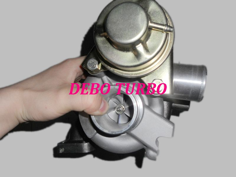 NOUVEAU TF035 49135-02652 MR968080 Turbo Turbocompresseur pour MITSUBISHI L200, Pajero3, Shogun 01-07, 4D56 2.5L 115HP