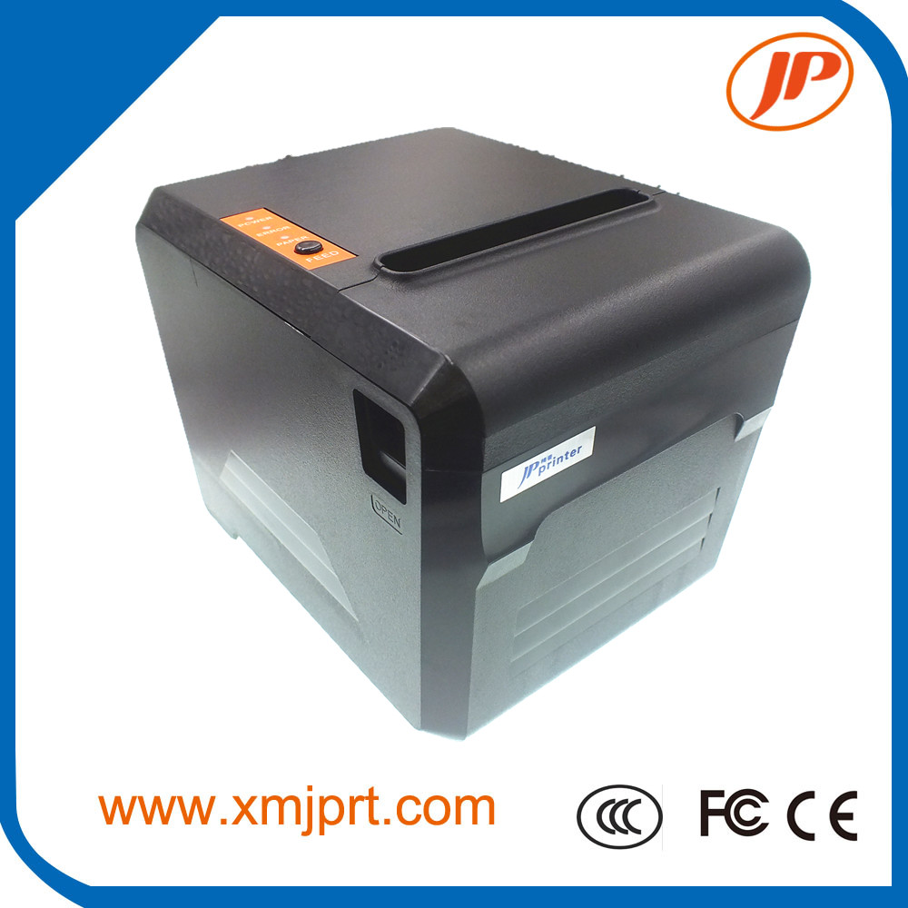 Free Shipping 2017 new wholesale brand new High quality 80mm thermal printer  USB + LAN + serial port printer auto cutter free shipping 11 6inch brand new b116han03 0 b116han03