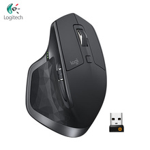 Logitech MX Master 2S Wireless Office Mouse 4000DPI 2.4GHz Bluetooth USB Unifying Multi-device Connection Computer Laptop Mice