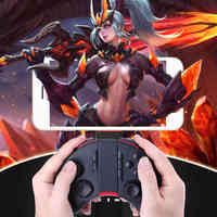 Wireless Bluetooth Gamepad Android PC Wireless Controller VR Game Pad For Iphone PC Tablet Smart Phone