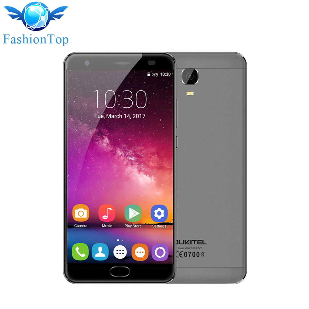 OUKITEL K6000 PLUS Mobile Phone Android 7 0 5 5 FHD Screen 4GB RAM 64GB ROM