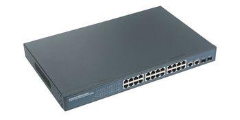 24V passive 24 port poe managed Switch ethernet for UBNT AP 1