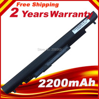 New 2200mAh Laptop Battery For HP HS03 HS04 240 245 250 255 G4 For Pavilion 15