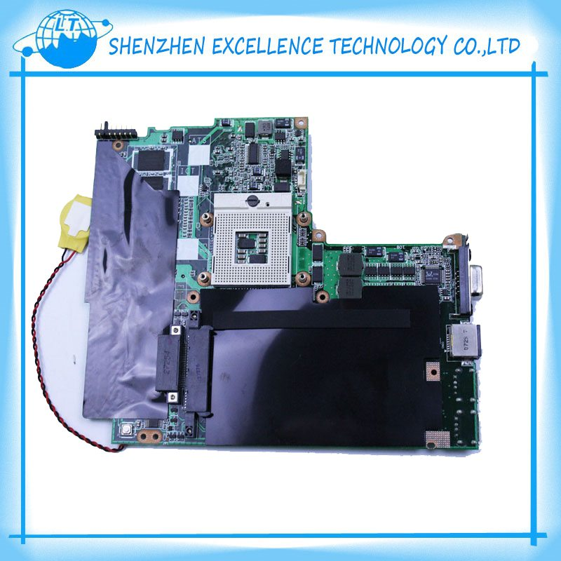 U5F Motherboard Original for Asus U5F Laptop Main Board fully tested 100% & Working Perfect & Free HK Post