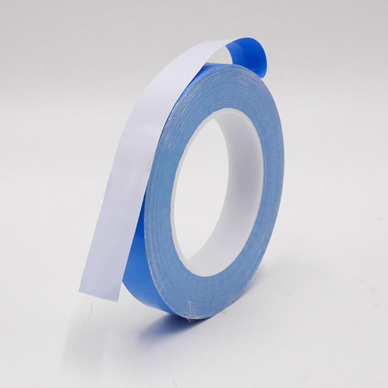 Ruda Cinta adhesiva de doble cara para transferencia de calor y conducci/ón t/érmica para LED PCB disipador de calor CPU 10 mm