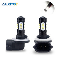 H8 H11 H3 880 881 H1 LED Fog Light Bulb Daytime Running Light For Hyundai Solaris