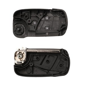 Image 4 - jingyuqin Flip Car Key Shell For Ford KA 3 Buttons Remote Folding KeyCase Key Fob Housing Case Holder Replacement