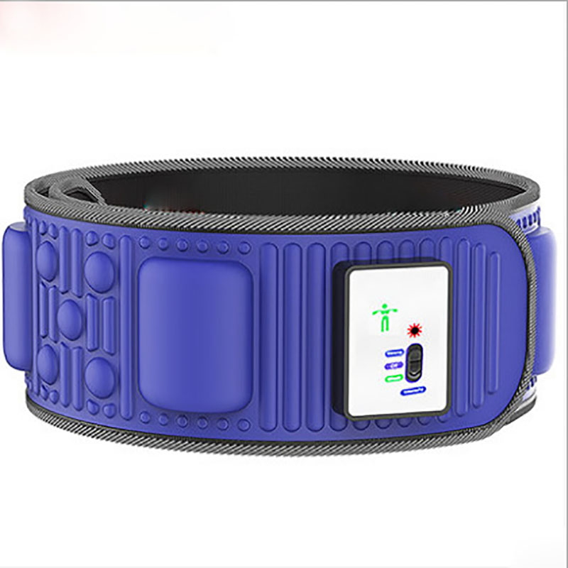 Hot Selling Gymnic ABS Gymnic Electronic Body Muscle Arm leg Waist Abdominal Massage Exercise Toning Belt Slim Fit