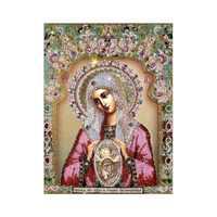 5d diy diamant malerei religiöse icon diamant mosaik kreuz stich diamant stickerei perlen bild charakter