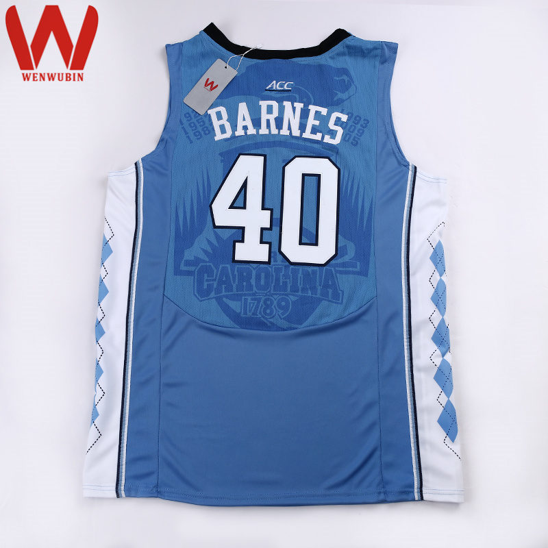 3f574daacf5 ... north carolina tarheels jordan nike basetball jersey medium 1bb9a  89b3d; get wenwubin mens 40 harrison barnes college embroidered throwback  basketball ...