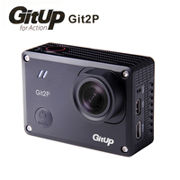 GitUP Git2P Action Camera 2K Wifi Full HD 1080P 30M Waterproof Camcorder 1 5 Inch Novatek