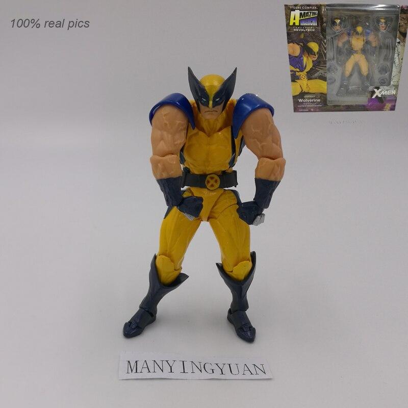 Marvel Super heroes unmasked Deadpool Wolverine ORIGINS figure US Seller