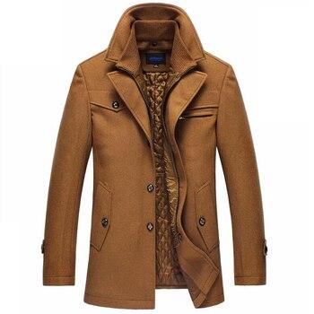 mens smart jackets mens long pea coat mens long winter coats mens navy trench coat black mac coat coat jacket mens Men's Trench