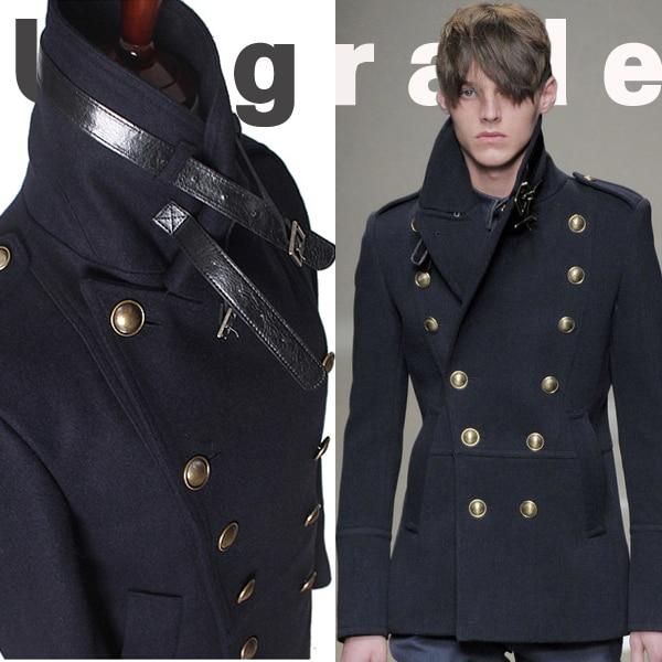 Popular Long Gothic Coat Mens-Buy Cheap Long Gothic Coat Mens lots ...