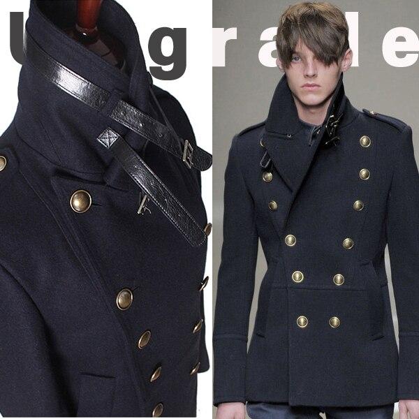 Buy Navy Pea Coat | Down Coat