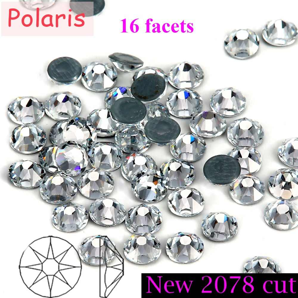 Detail Feedback Questions about New 2078 Cut 8+8 Facets AAAAA Grade Crystal  clear Hotfix Iron on Strass Rhinestone Mainsize ss10 ss16 ss20 ss30 for  best ... 1ab40f94d2da