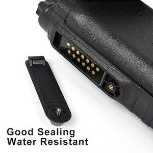 Image 4 - BAOFENG BF 9700 Long Waterproof Walkie Talkie UHF Handheld CB Amateur Radio FM HF Transceiver BF 9700 Woki Toki UV 9R