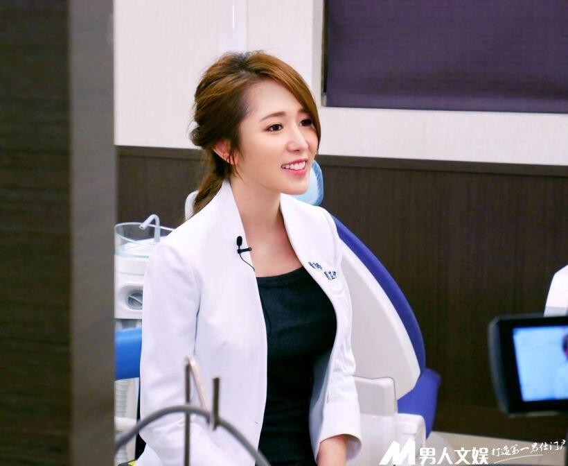 突然覺得牙齒痛痛的,也許掛個號讓劉芷伊姐姐幫我呼呼就會好?