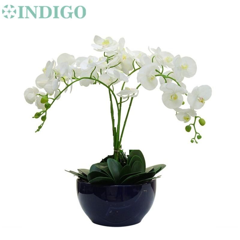 Індиго-квітка Аранжування Орхідеї з - Святкові та вечірні предмети