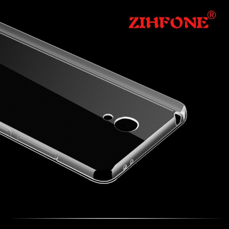 Cajas Del Teléfono de TPU clara Suave del Silicio para Xiaomi Redmi 4 3 3 S Pro
