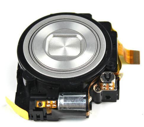 Silver original zoom lens unit For Nikon Coolpix S2600 S2800 S3100 S4100 S4150 For Casio ZS10