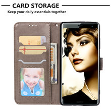 Hight Quality Cute Single Color Retro Flip Case For Sony Xperia 10 XA3 XZ3 Fashion Stand Photo Frame Leather Cover Capa P03G