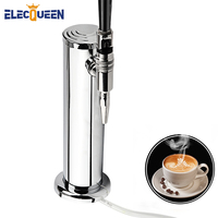 One Faucet Beer Tower Top Quality Smoothly Single Stainless Steel Control Foam Tap Home Brew come with hose pipe Bar Accessories