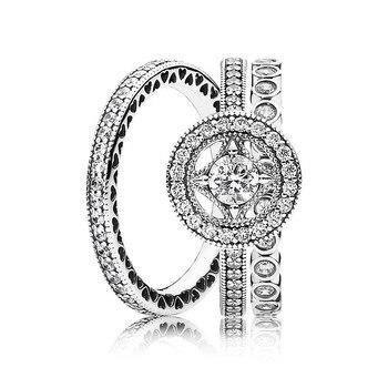 561db66068d5 Vnox Moda grandes anillos para las mujeres anillo de compromiso de acero  inoxidable marca de joyería de las mujeres. US  6.39