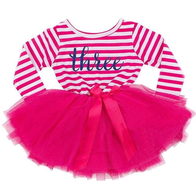71448cfb71 Vestido de Festa infantil Da Criança Crianças Roupas das Meninas Do Bebê 1  2 3 Anos