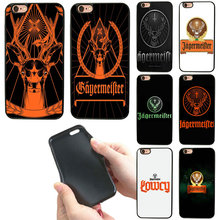 coque iphone 8 jagermeister