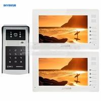 1024 X 600 7 Inch HD TFT LCD Monitor Video Door Phone Video Intercom Doorbell 300000