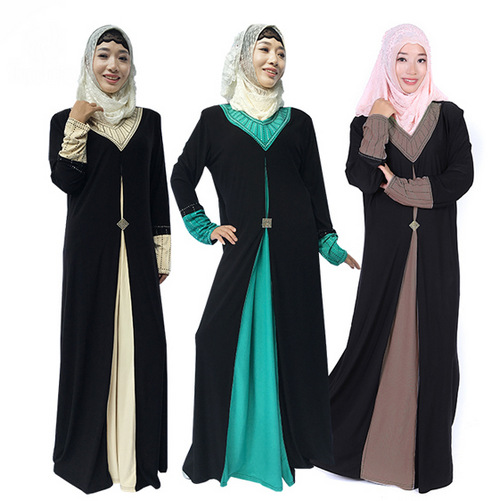 Awesome 027 Arab Robes Turkey Middle East Kuwait Muslim Women39s Fashion