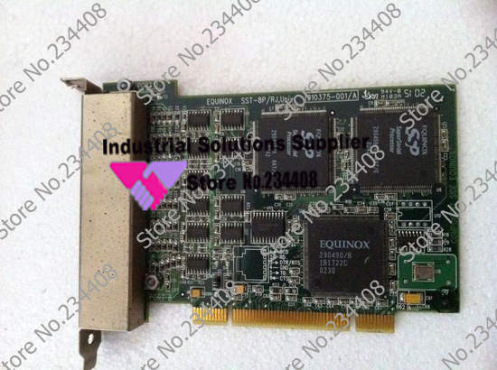 все цены на  8 Equinox SST-8P/RJ UNIV- 8 Port PCI RJ-11 Serial 100% tested perfect quality  онлайн