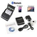 EE. UU./UE Portátil Mini 58mm Impresora Térmica de Recibos Bluetooth Inalámbrico Para Android Móvil