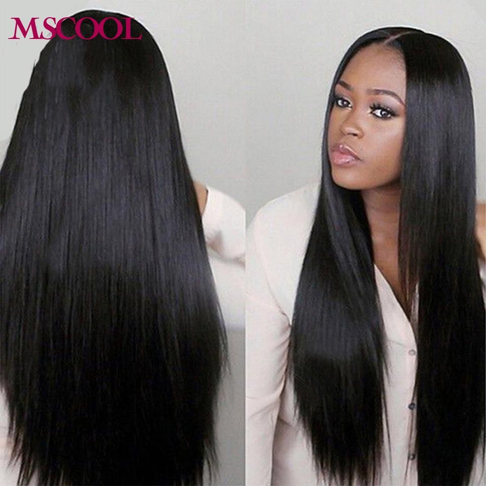 Cheap 7a Mink Brazilian Straight Hair Weave 4 Bundle Deals Rosa Hair
