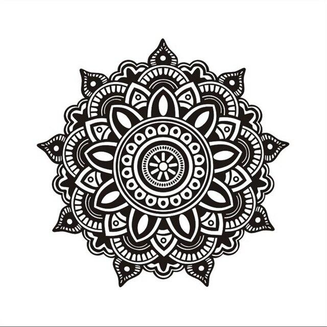 Buddhist Lotus Mandala 11389