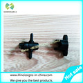 two-way cleaning valve (black 6mm) printer parts