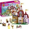 Bela amigos para la muchacha elfos Amigos princesa castillo mágico de Campana Kits de Edificio Modelo Figuras Bloques de Ladrillos de Juguete Niña lepin