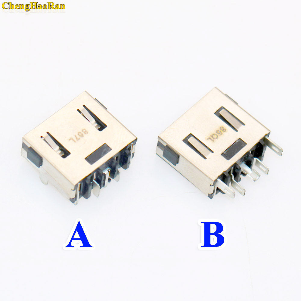 Image 2 - Notebook Computer DC Power Jack Harness Plug in no Cable For Lenovo Ideapad G50 70 80 85 90 PJ704 Laptop Connector Cable Adapter-in Computer Cables & Connectors from Computer & Office