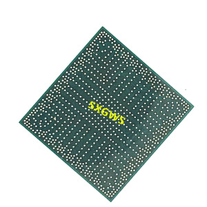 Image 2 - Free Shipping  1PCS 100% tested good GLHM170 SR2C4  BGA chip with ball working well