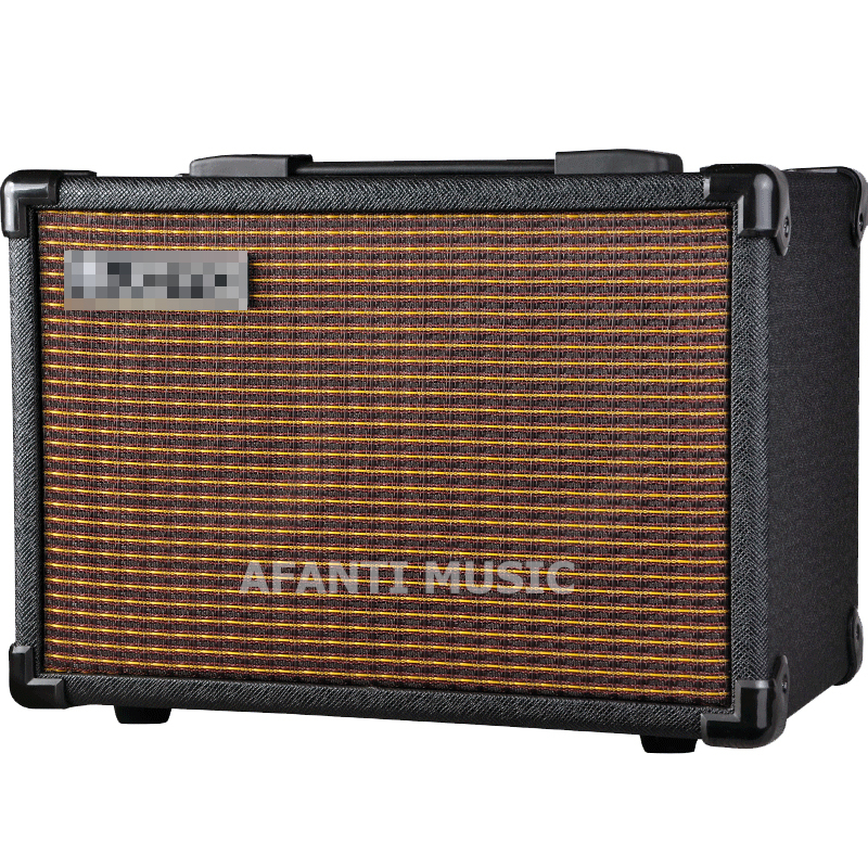 Afanti Music Acoustic Guitar / Show  Amplifier (AMP-105) afanti music gib es335 style 4 strings bass guitar es335 b27