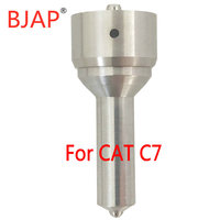 HEUI Injector Nozzle Assembly C7 Injector Nozzle with 6 Spraying Holes Used for Caterpillar CAT C7 Engine Injectors