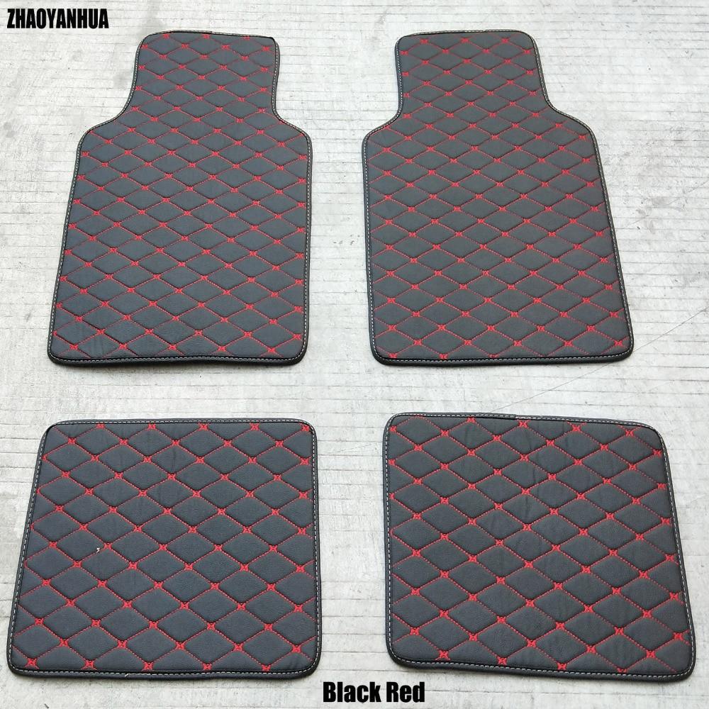 ZHAOYANHUA Car floor mats for Toyota Camry RAV4 Prius Prado Highlander  Sienna zelas verso 5D car styling carpet liner-in Floor Mats from  Automobiles ...