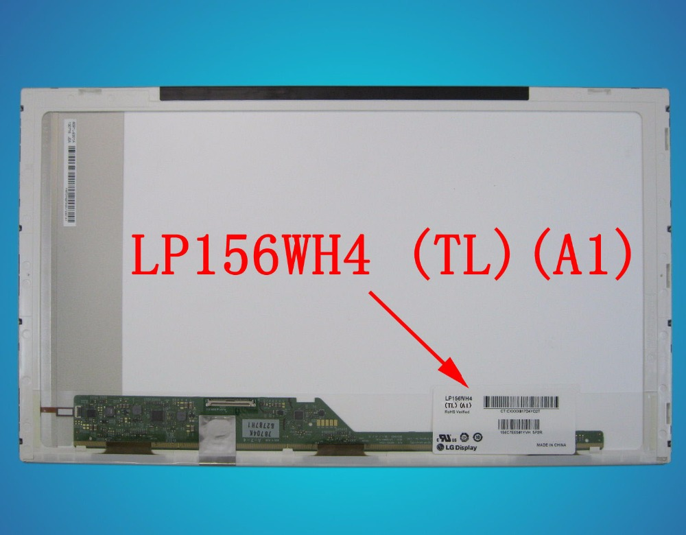цена на LP156WH4 TL A1 TLA1 For Asus X53S Matrix P/N LP156WH4(TL)(A1) LCD Screen LED Display 15.6 HD 1366*768