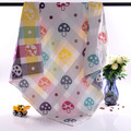 110x110 baby blanket muslin multilayer 100% cotton towel infant newborn