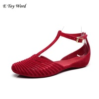 Women S Sandals 2017 Fashion Lady Girl Sandals Summer Women Casual Jelly Shoes Sandals Hollow Out